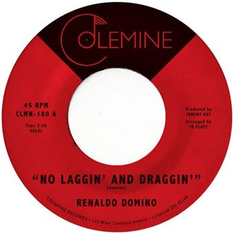 No Laggin and Draggin - Single Vinil 7''