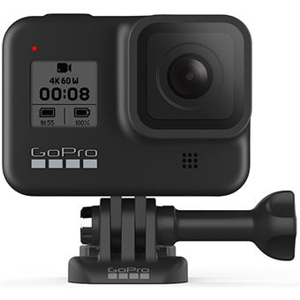 Action Cam GoPro HERO8 - Black
