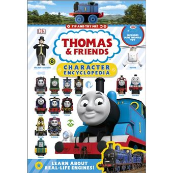 Thomas & friends character encyclop
