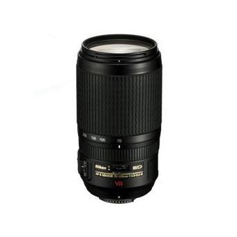 Nikon Objetiva AF-S Zoom Nikkor 70-300mm f/4.5-5.6G VR