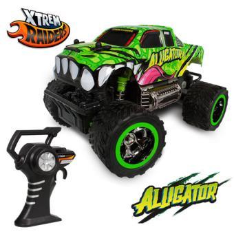 Carro Aligator R/C - Xtrem Raiders