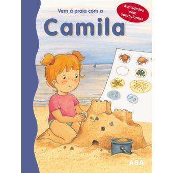 Vem à Praia com a Camila