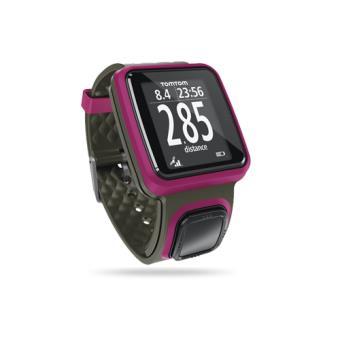 3081d5eab04 TomTom Relógio Runner GPS (Rosa) - Relógios Desporto - Compra na Fnac.pt