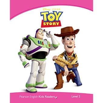 Pearson English Kids Readers Level 2 - Toy Story 1
