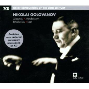 Nikolai Golavanov: Great Conductors Of The 20th Century (2CD)