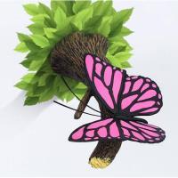 Borboleta Rosa 3D - Luz Decorativa
