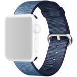 Apple Bracelete Nylon para Apple Watch 38mm (Azul Navy/Azul Lago)