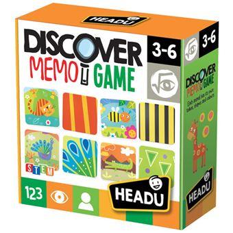Discover Memo Game - Headu