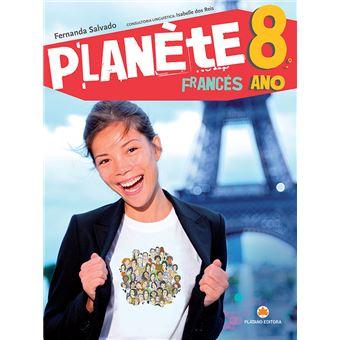 Planète Francês Nível 2 - 8º Ano - Manual do Aluno