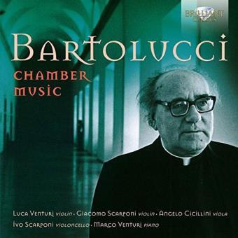 Bartolucci: Chamber Music - CD