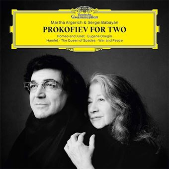 Prokofiev For Two - LP 12''