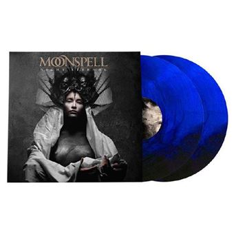 Night Eternal - 2LP Galaxy Splatter Blue Black Vinil