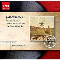Saint-Saëns | Complete Symphonies (2CD)