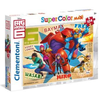 Puzzle Maxi Big Hero 6 (104 Peças)