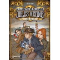 As Aventuras de Jules Vernes - Livro 2: O Farol Maldito