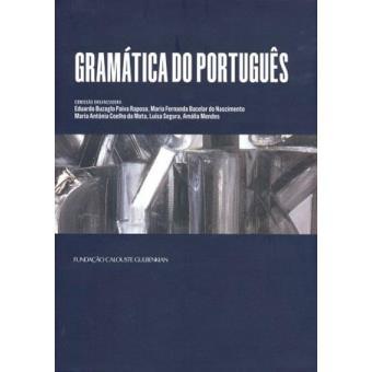 Gramática do Português Vol 2