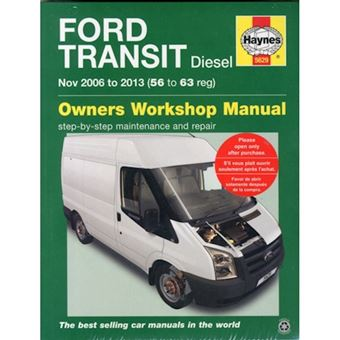 Ford transit diesel service and rep