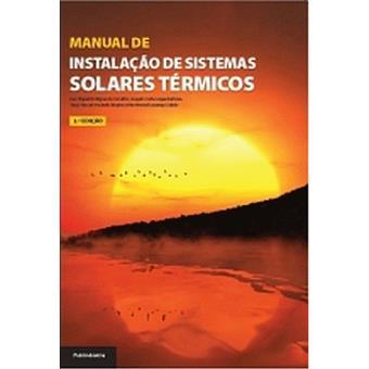 Manual de Instalação de Sistemas Solares Térmicos