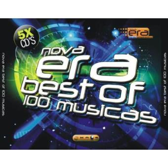 Nova Era: Best Of 100 Músicas (5CD)