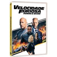Velocidade Furiosa: Hobbs & Shaw - DVD