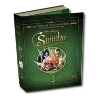 Sininho - Edição Especial de Colecionador - DVD + Livro
