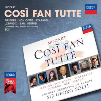Mozart: Così fan tutte (3CD)