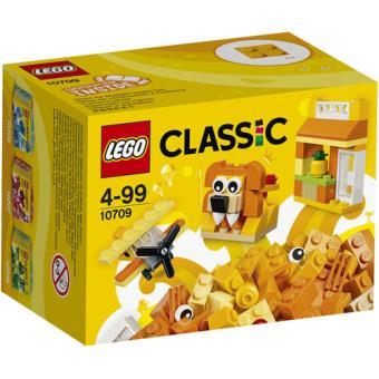 LEGO Classic 10709 Caixa de Criatividade Cor de Laranja