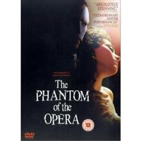 The Phantom Of The Opera - DVD Importação