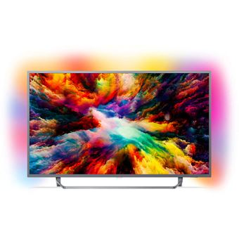 Smart TV Android Philips UHD 4K 50PUS7303 127cm
