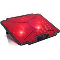 Base Refrigeração Spirit Of Gamer AirBlade 100 - 15.6'' - Vermelho