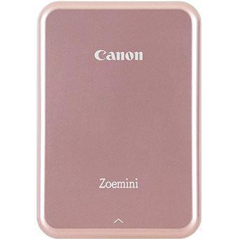 Impressora Fotográfica Portátil Canon Zoemini – Rosa Dourado
