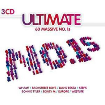 Ultimate Nº 1s (3CD)
