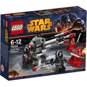 Death Star Troopers (LEGO Star Wars 75034)
