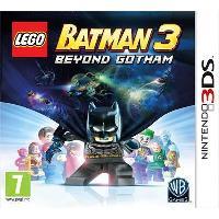LEGO Batman 3: Beyond Gotham 3DS
