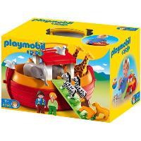 Playmobil 1.2.3. 6765 Mala Arca de Noé