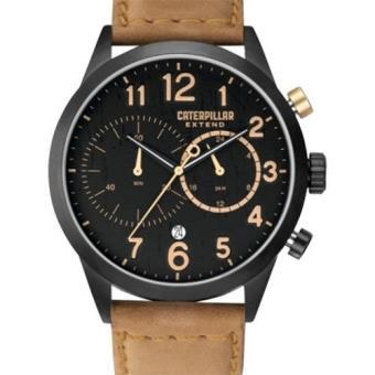 3d92248f731 Caterpillar Relógio Extend (Castanho)