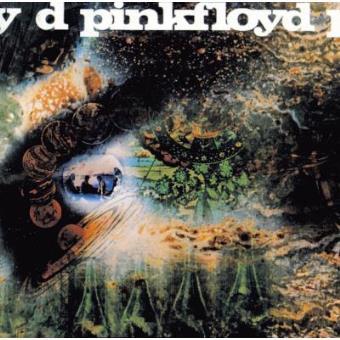 Pink Floyd - Saucerful Of Secrets - Framed Album Cover