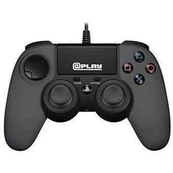 Comando com Fio para PS4 - Cinzento