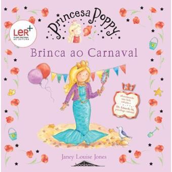 Princesa Poppy: Brinca ao Carnaval