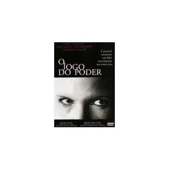 O Jogo do Poder - DVD Zona 2