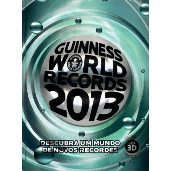 Guinness Worlds Records 2013