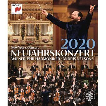 Neujahrskonzert 2020 - New Year's Concert 2020 - Blu-ray