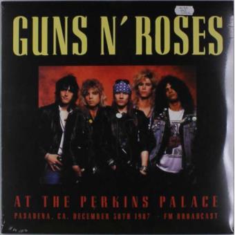 At The Perkins Palace - Pasadena, CA. December 30th 1987 - FM Broadcast (2LP)