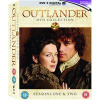 Outlander - Season 1-2 - DVD Importação