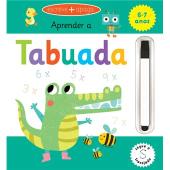 Aprender a Tabuada: Escreve e Apaga