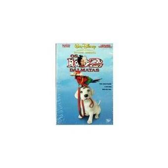 102 Dalmatas (DVD)