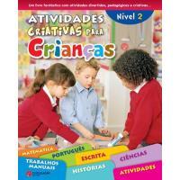Atividades Criativas para Crianças - Nível 2
