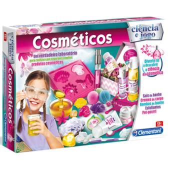 Laboratório de Cosmeticos - Clementoni