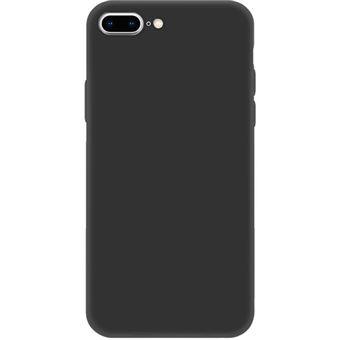 Capa 4-OK Silk 0.2 para iPhone 8 Plus - Preto
