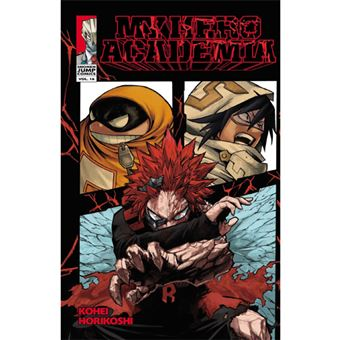 My Hero Academia - Book 16